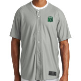 New Era Light Grey Diamond Era Jersey-Primary Athletic Mark