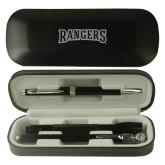 Black Roadster Gift Set-Rangers Wordmark Engraved