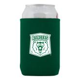 Neoprene Green Can Holder-Primary Athletic Mark