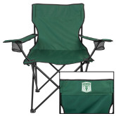 Deluxe Green Captains Chair-Primary Athletic Mark