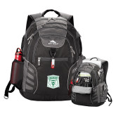 High Sierra Big Wig Black Compu Backpack-Primary Athletic Mark