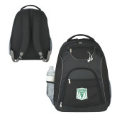 The Ultimate Black Computer Backpack-Primary Athletic Mark