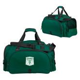 Challenger Team Dark Green Sport Bag-Primary Athletic Mark