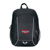 Atlas Black Computer Backpack-Wabash