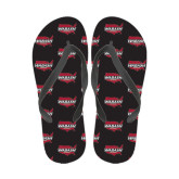 Full Color Flip Flops-Wabash