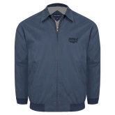Navy Players Jacket-Wabash