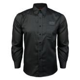 Red House Black Long Sleeve Shirt-Wabash
