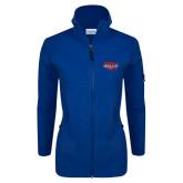Columbia Ladies Full Zip Royal Fleece Jacket-Wabash