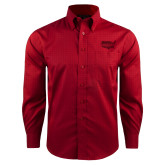 Red House Red Long Sleeve Shirt-Wabash