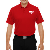 Under Armour Red Performance Polo-Wabash