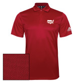 Adidas Climalite Red Grind Polo-Wabash