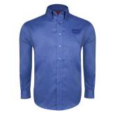 Red House French Blue Long Sleeve Shirt-Wabash