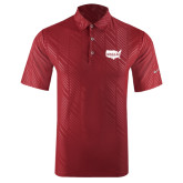 Nike Dri Fit Cardinal Embossed Polo-Wabash