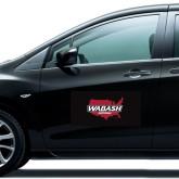 Full Color 12 x 24 Car Door Magnets 2/ set-Wabash