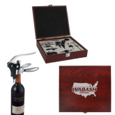Executive Wine Collectors Set-Wabash Engraved