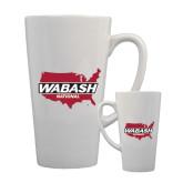 Full Color Latte Mug 17oz-Wabash