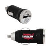 On the Go Black Car Charger-Wabash