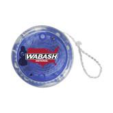 Light Up Blue Yo Yo-Wabash