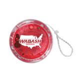 Light Up Red YoYo-Wabash
