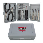 Compact 26 Piece Deluxe Tool Kit-Wabash