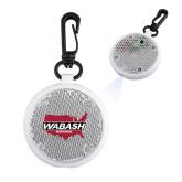 Clear Round Flashing Reflector Light-Wabash