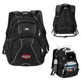 High Sierra Swerve Compu Backpack-Wabash
