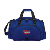Challenger Team Navy Sport Bag-Wabash