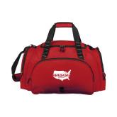 Challenger Team Cardinal Sport Bag-Wabash