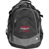 High Sierra Black Titan Day Pack-Wabash