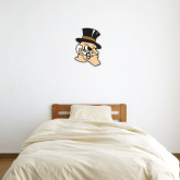1 ft x 1 ft Fan WallSkinz-Deacon Head