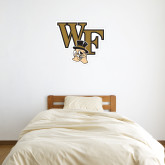 2 ft x 2 ft Fan WallSkinz-WF w/ Deacon Head