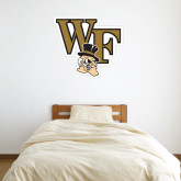 3 ft x 3 ft Fan WallSkinz-WF w/ Deacon Head