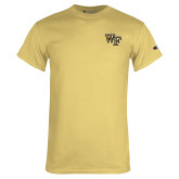 Champion Vegas Gold T Shirt-WF