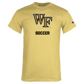 Champion Vegas Gold T Shirt-WF Soccer