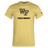 Champion Vegas Gold T Shirt-WF Field Hockey