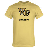 Champion Vegas Gold T Shirt-WF Grandpa