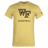 Champion Vegas Gold T Shirt-Basketball
