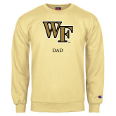 Champion Vegas Gold Fleece Crew-Dad