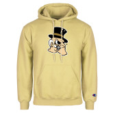 Champion Vegas Gold Fleece Hoodie-Deacon Head