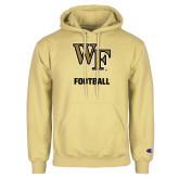 Champion Vegas Gold Fleece Hoodie-WF Football