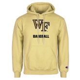 Champion Vegas Gold Fleece Hoodie-WF Baseball
