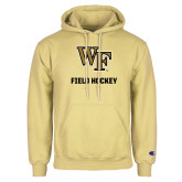 Champion Vegas Gold Fleece Hoodie-WF Field Hockey