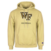 Champion Vegas Gold Fleece Hoodie-Football