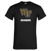 Black T Shirt-WF Grandpa