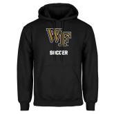 Black Fleece Hood-WF Soccer