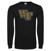 Black Long Sleeve TShirt-WF