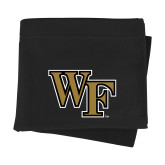 Black Sweatshirt Blanket-WF