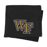 Black Sweatshirt Blanket-WF