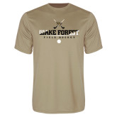 Syntrel Performance Vegas Gold Tee-Stacked Field Hockey Design