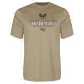 Performance Vegas Gold Tee-WF